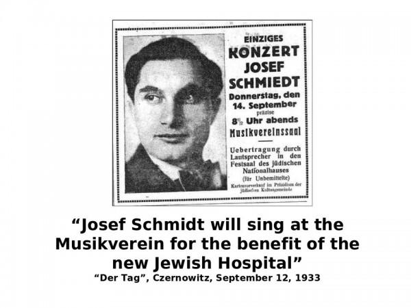 JosefSchmidtKonzert1933-2